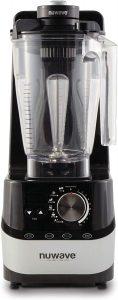 NuWave Moxie Black Vacuum Blender
