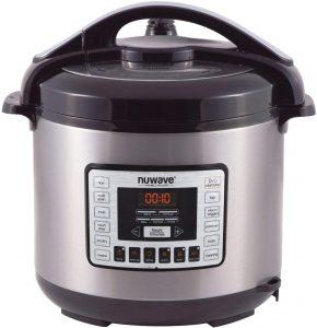 NuWave Nutri Quart Digital Pressure