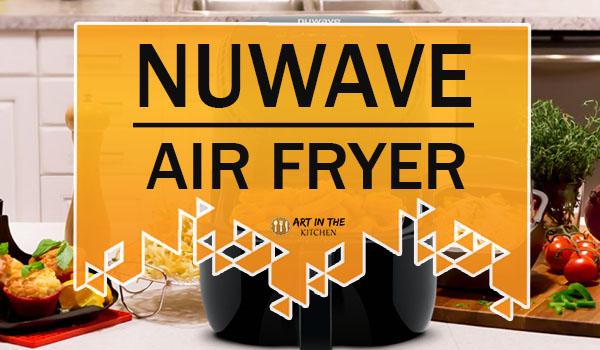 nuwave air fryers