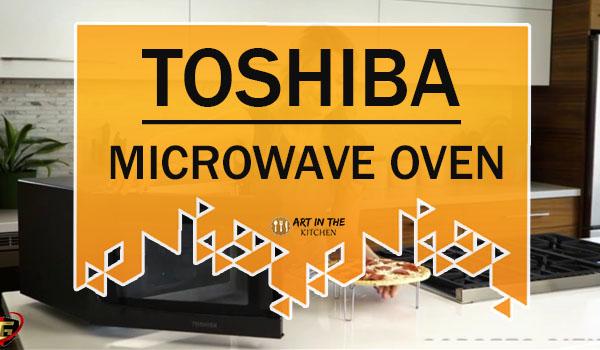 Toshiba Microwave Oven