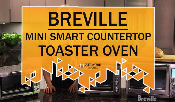 Breville Mini Smart Countertop Toaster Oven